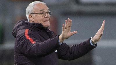 Ranieri, complimenti alla squadra