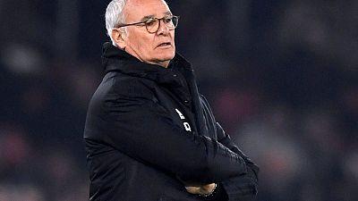 Ranieri off to winning start as Roma edge Empoli