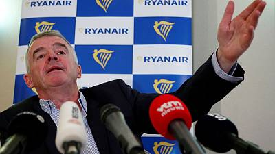 Ryanair CEO says no immediate action planned on 737 MAX orders