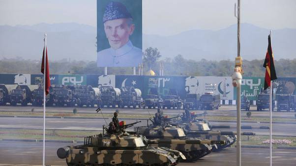 Pakistan military eyes key role developing giant copper and gold mine