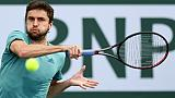 Tennis: Gilles Simon éliminé au 3e tour à Indian Wells