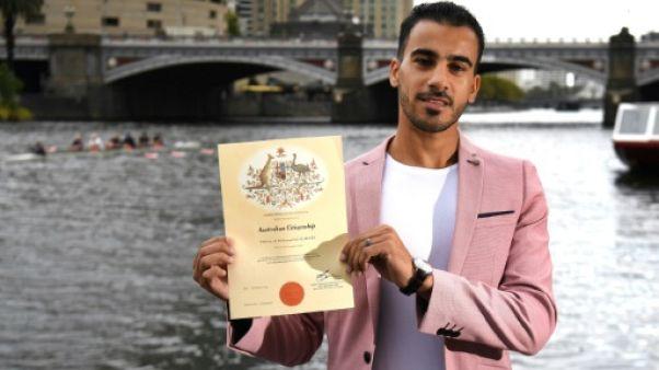 Un footballeur réfugié devient australien après sa détention en Thaïlande