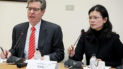 China should release Taiwan activist, says U.S. religious freedom envoy