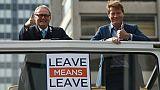 Soutenir l'accord ou risquer de voir le Brexit leur échapper: le dilemme des Brexiters
