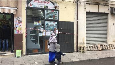 Rapinatore ucciso a Palermo, due feriti