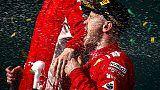 Vettel, tanti bei ricordi a Melbourne