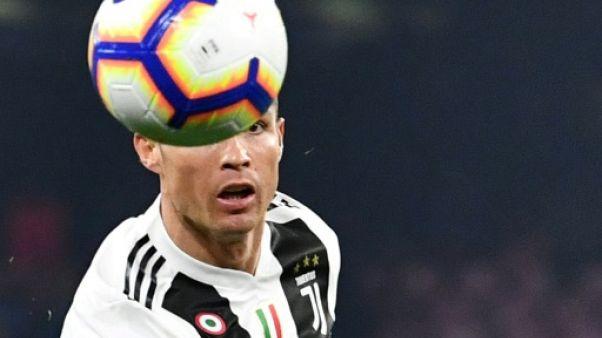 Ligue des champions: la Juve de Ronaldo veut renverser l'Atlético, City terminer le boulot