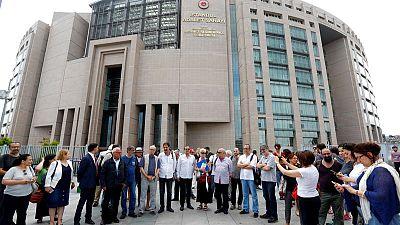 ECHR orders Turkey to compensate owner of closed Kurdish newspaper