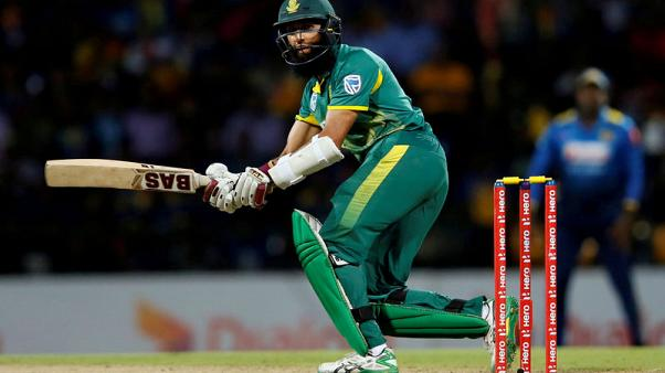 South Africa's Amla to miss ODIs on compassionate grounds