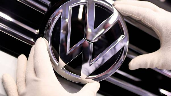VW says Traton IPO good idea but current environment is quite challenging