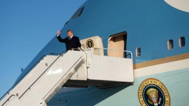 """Trump déplore que les avions soient devenus """"trop complexes"""" à piloter"""