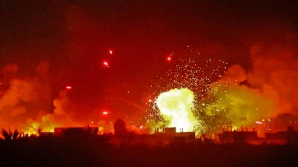 Syrie: l'EI lance de vaines contre-offensives, assurent les forces antijhadistes