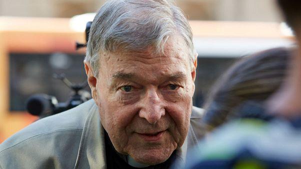 Former Vatican Treasurer Pell faces jail sentence for abusing two boys