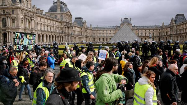 Civil liberties under threat in Macron's France, says rights watchdog
