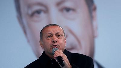 Turkey says it is discussing Syria offensive with Russia, U.S