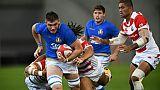 """Six Nations: les Italiens voient l'équipe de France """"pas très unie"""""""