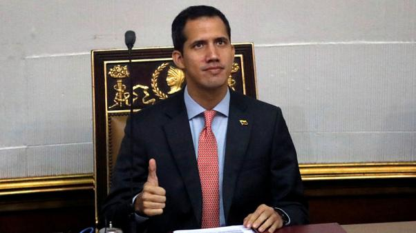 Venezuela's Guaido moves to re-open energy industry - document