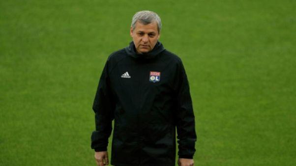 "Barça-Lyon: pour l'exploit, ""il faudra marquer"", dit Genesio"
