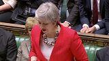 البرلمان البريطاني يرفض اتفاق ماي المعدل للخروج من الاتحاد الأوروبي