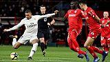 Ligue 1: une semaine après sa désillusion contre Manchester, le PSG réagit à Dijon