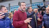 Salvini, noi a favore della Tav