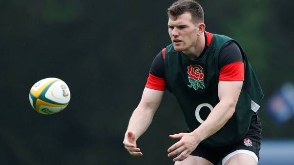 Scrumhalf Spencer called up by Jones for Scotland clash