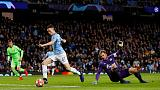Seven up for Manchester City as they demolish Schalke