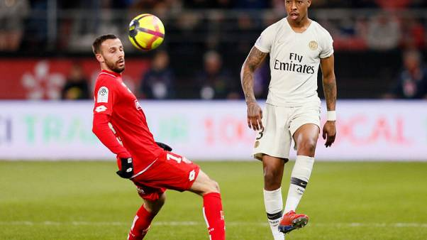 PSG bounce back from European exit with Dijon win