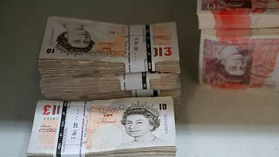Sterling regains some poise after May's Brexit plan defeated