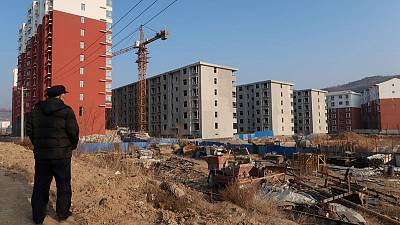 Party on - Real estate booms in cradle of China's Communist revolution
