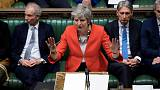برلمان بريطانيا يرفض مجددا اتفاق ماي للخروج من الاتحاد الأوروبي
