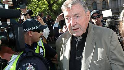 Former Vatican treasurer Pell jailed for six years for sexually abusing choir boys