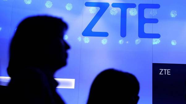 ZTE Corp controlling shareholder plans 3 percent stake sale after stock rebound