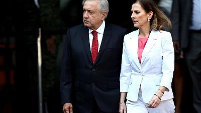 Mexico Senate picks wife of president's business ally for Supreme Court