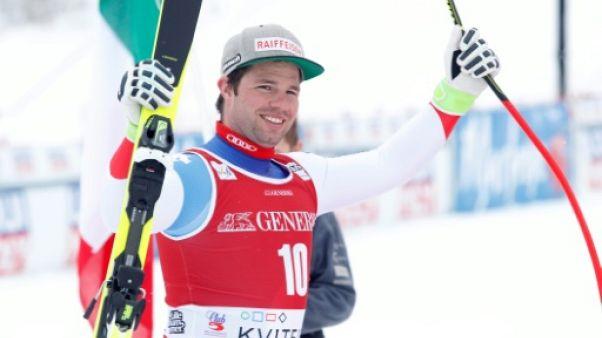 Ski alpin: suspense pour les globes de vitesse lors des finales