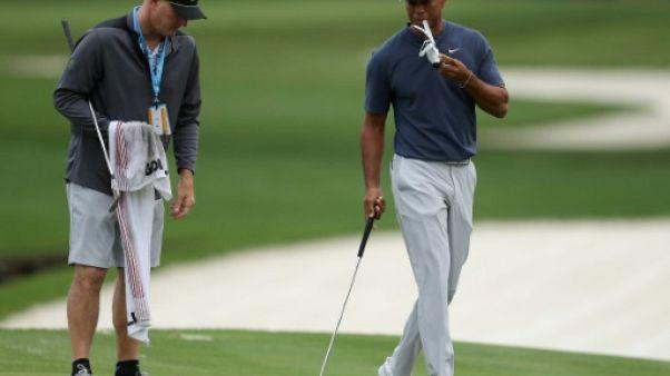 PGA: Tiger Woods remis de sa blessure au cou pour le Players Championship