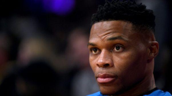 NBA : Westbrook condamné à une amende de 25.000 dollars pour des menaces contre un fan
