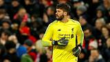 Liverpool must fight for glory on every front - Alisson