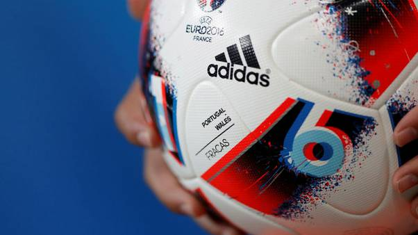 Adidas shares fall as supply chain problems slow growth
