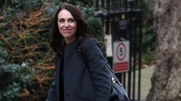 New Zealand PM Ardern backs students striking for climate action