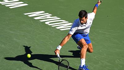 Djokovic keen to turn the page after Indian Wells exit