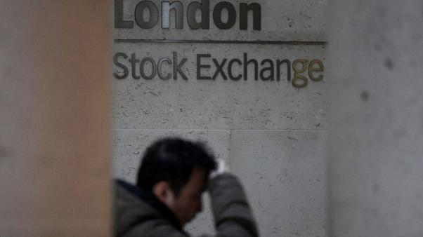 FTSE 100 edges up on oil strength ahead of another key Brexit vote