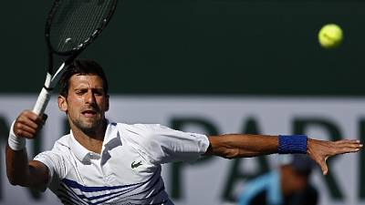 Indian Wells, Djokovic fuori