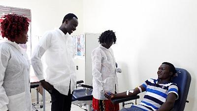 Building a blood supply in South Sudan means breaking down cultural and structural barriers