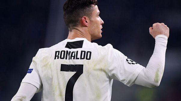Juventus shares soar as investors cheer Ronaldo hat-trick