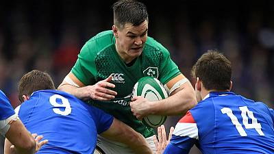 Ireland confident of halting Wales' unbeaten run, says Sexton