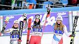 Ski alpin: Mirjam Puchner remporte la descente des finales