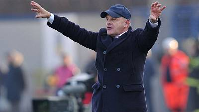 Empoli sack coach Iachini after four months