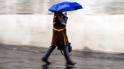 Maltempo: Lazio, allerta temporali