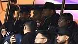 Critiques sur l'arbitrage: Neymar, visé par une enquête, risque gros